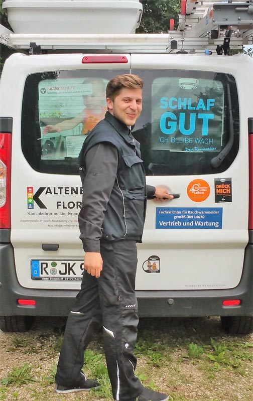 Kaminkehrer Kaltenecker