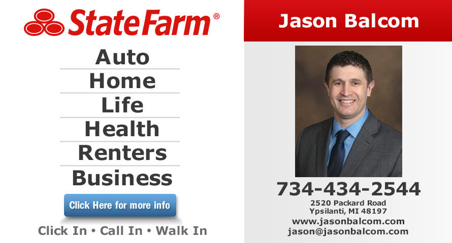 Jason balcom state farm insurance agent coupons near me for Renters insurance chicago reviews