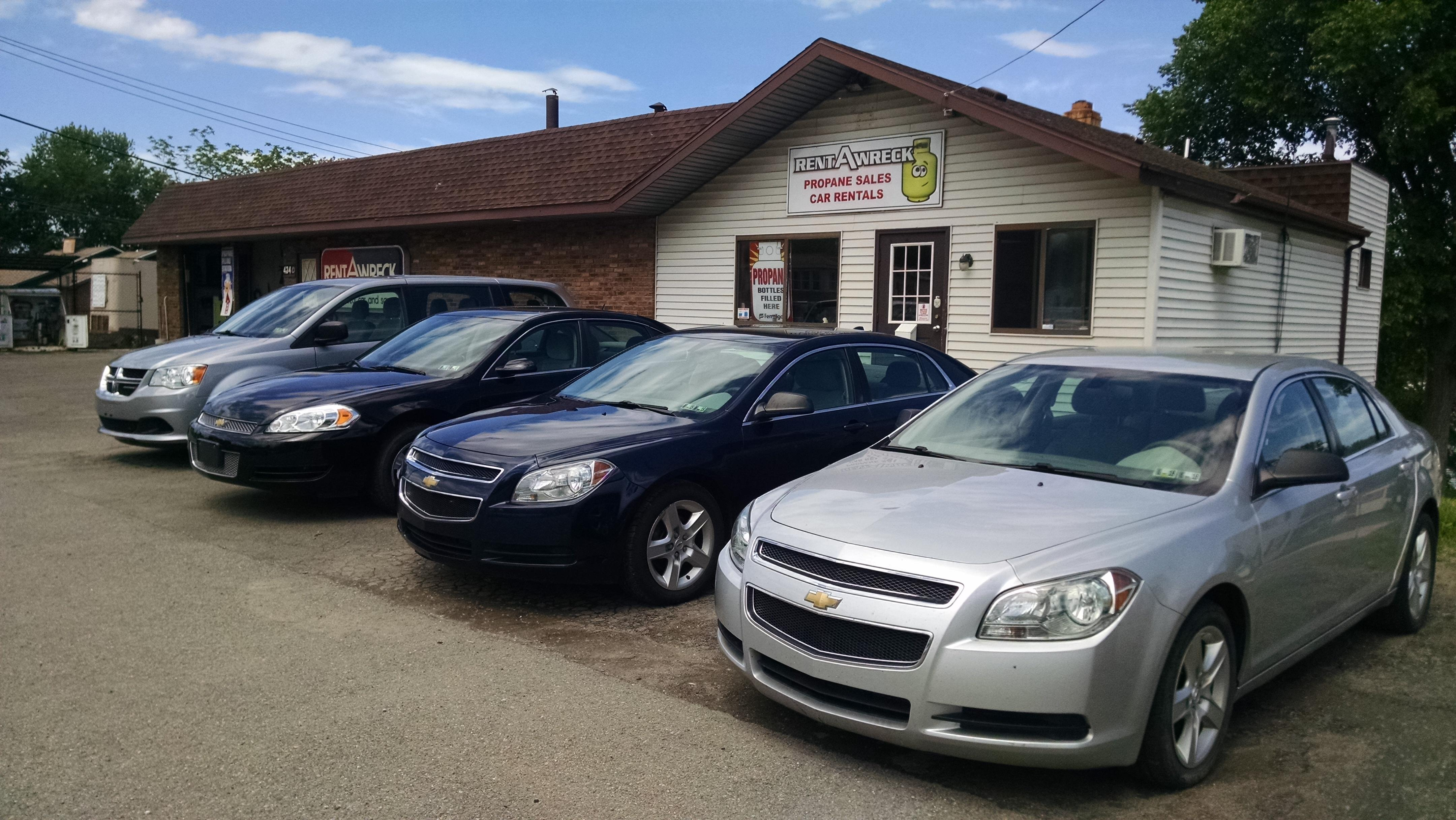 Rental Cars Near Erie Pa