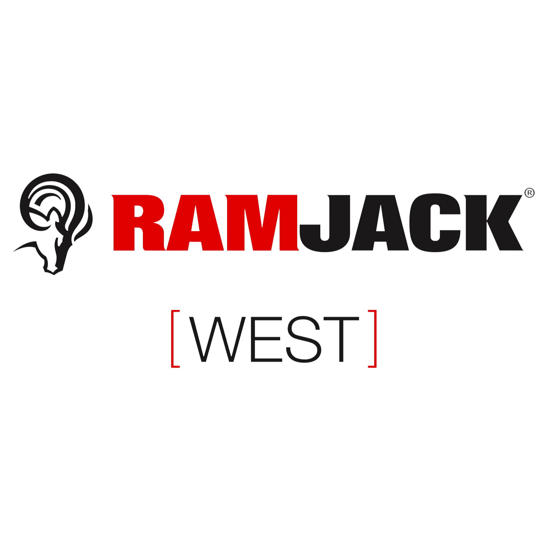 Ram Jack West Logo