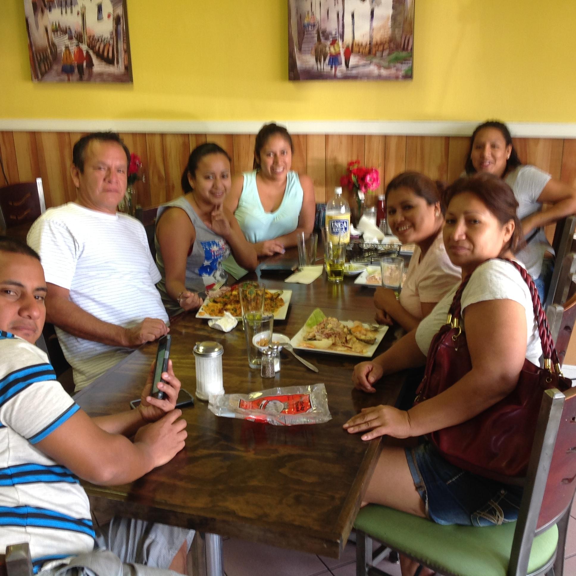 Peruvian Restaurant Paterson Nj Union Ave