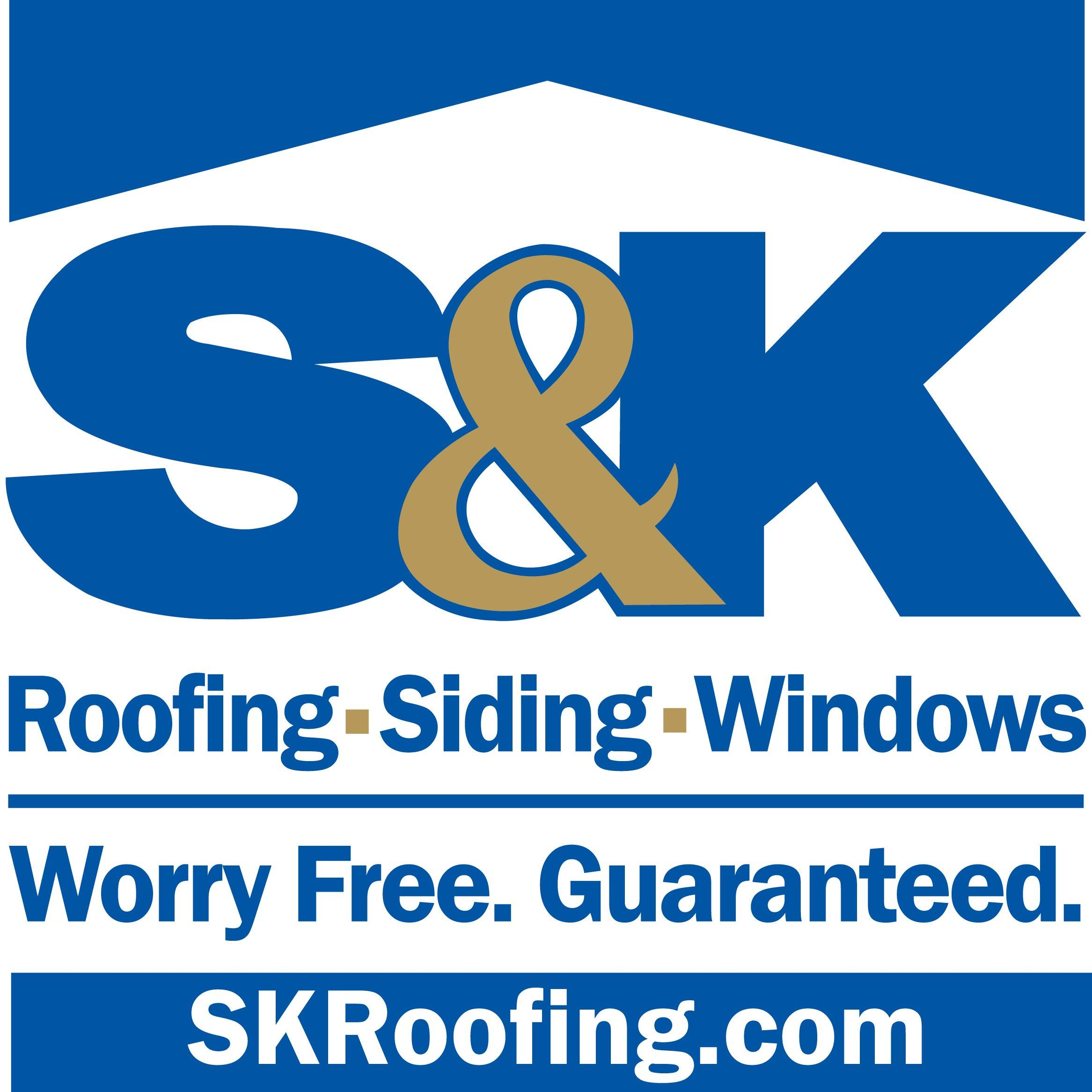 S&K Roofing, Siding and Windows - Eldersburg, MD - Roofing Contractors