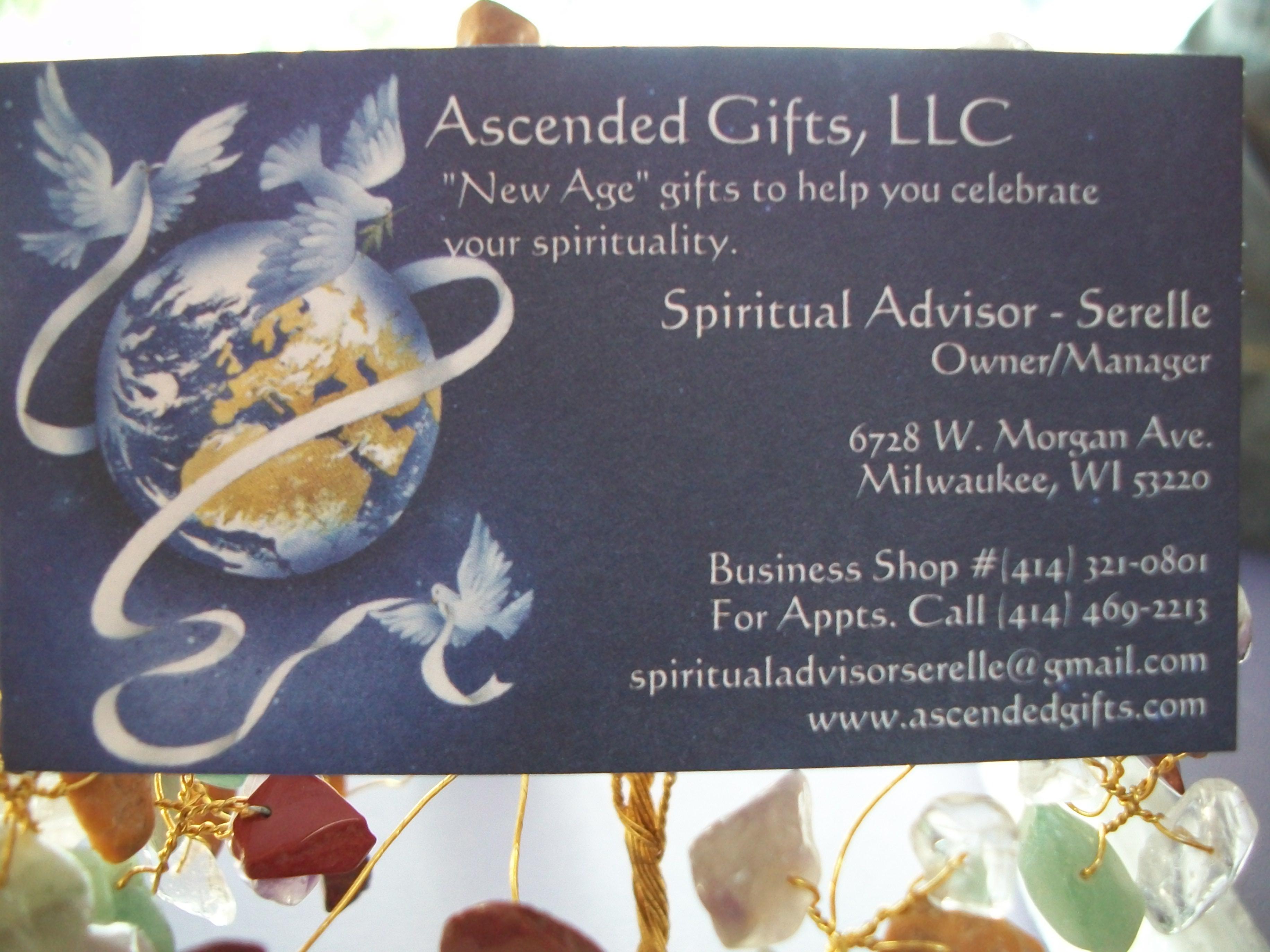 Ascended Gifts, Llc