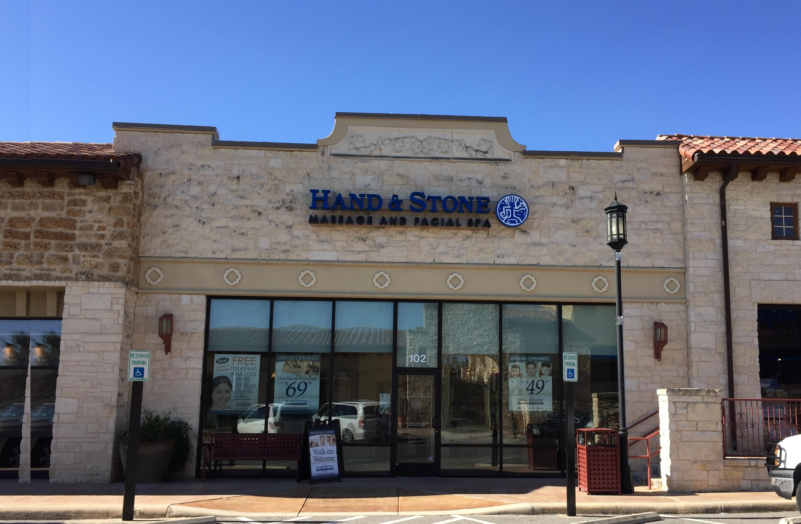 Hand & Stone Massage and Facial Spa in San Antonio, TX ...