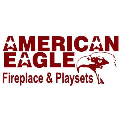 American Eagle Fireplace & Playsets