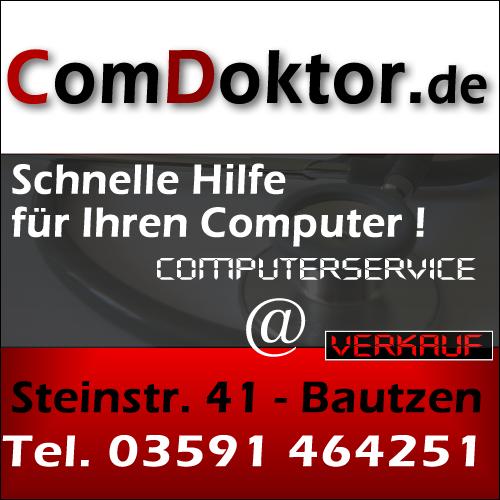 Bild zu ComDoktor - Computerservice & Verkauf Inh. R.Schulze in Bautzen