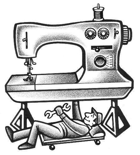 JOHN'S SEWING MACHINE REPAIR In Topeka Kansas 40 40 40 Best Sewing Machine Repair Atlanta