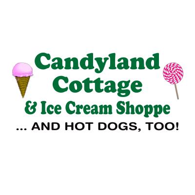 Candyland Cottage & Ice Cream Shoppe