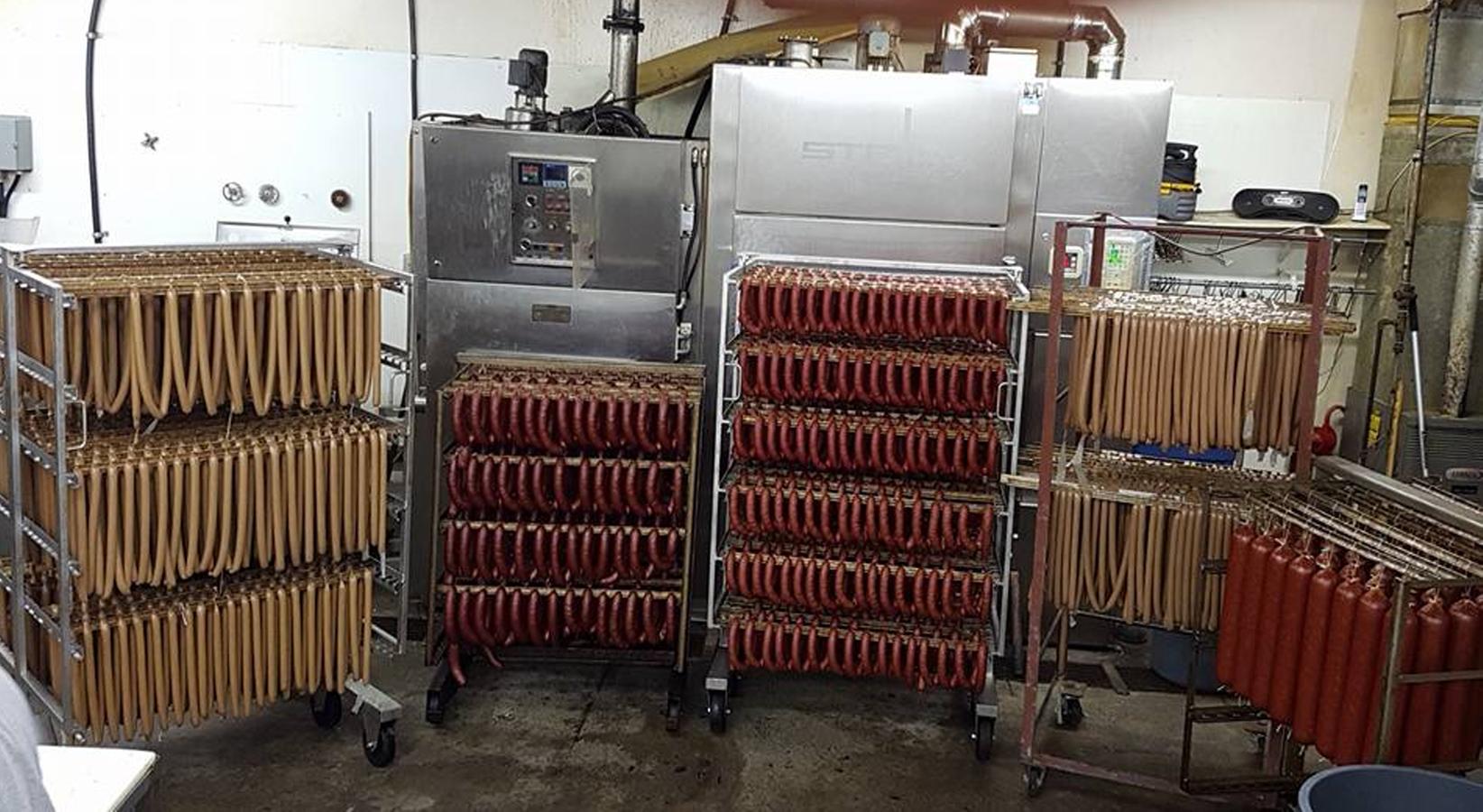 Gary's European Sausage & Deli Ltd in Kamloops