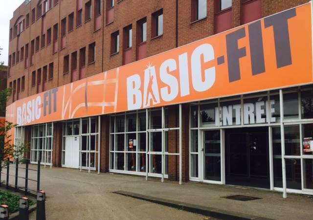 Basic-Fit Villeneuve d'Ascq Boulevard de Valmy