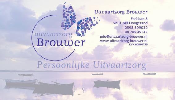 Uitvaartverzorging Brouwer