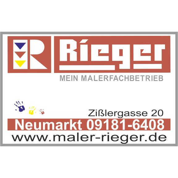 Bild zu Rieger Malerfachbetrieb GmbH in Neumarkt in der Oberpfalz