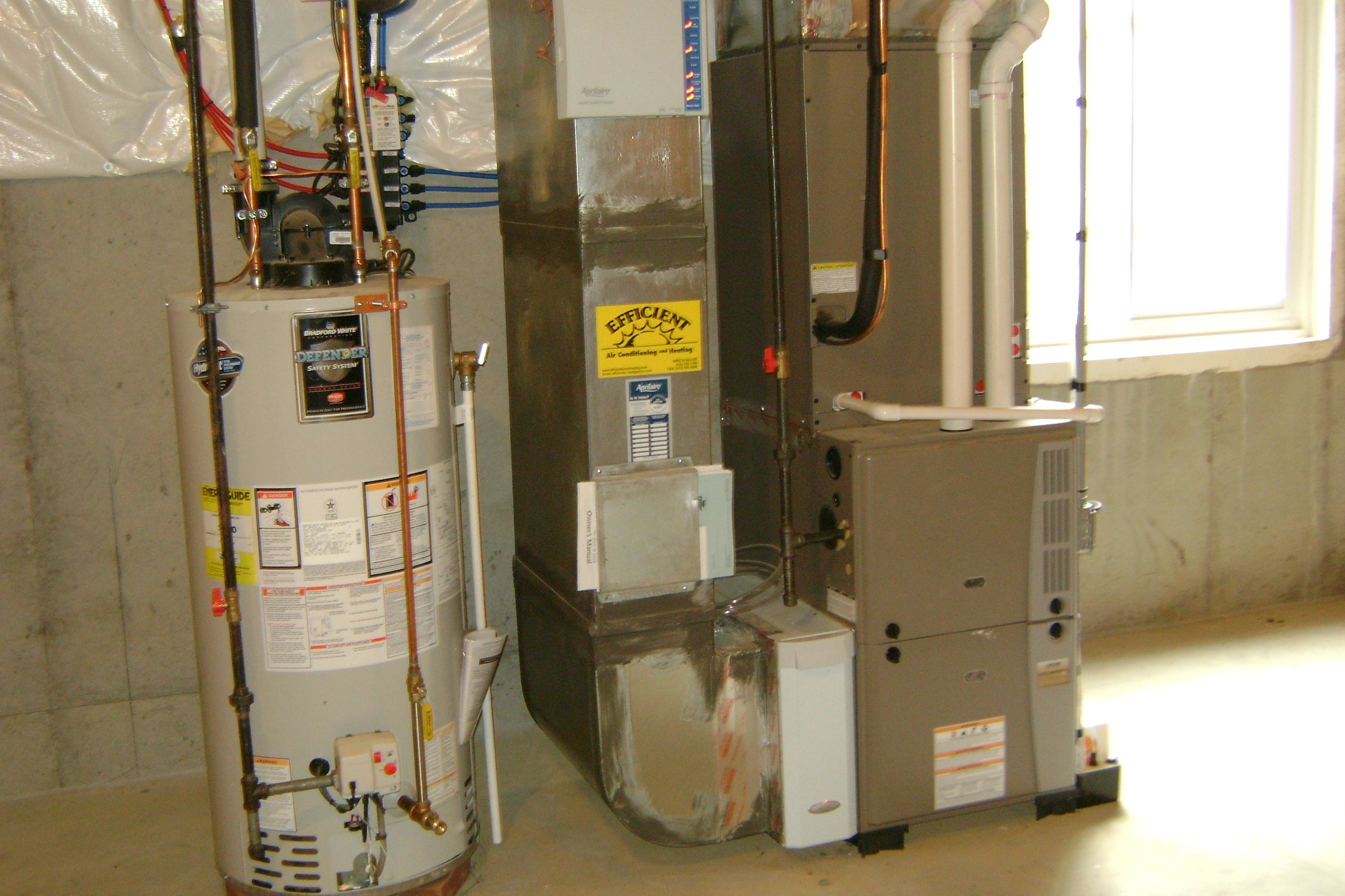 Efficient Air Conditioning and Heating image 0