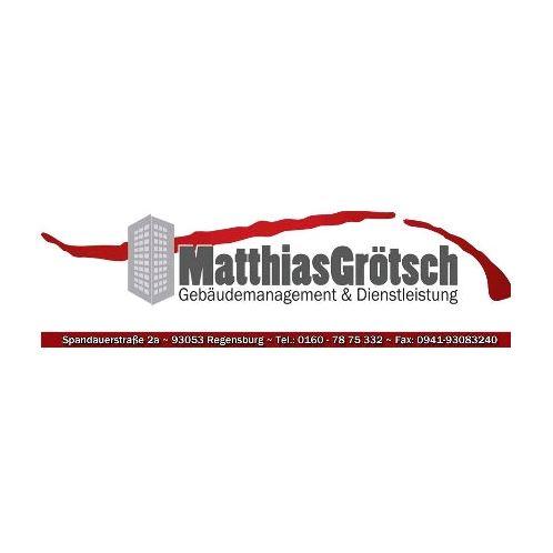 Bild zu Matthias Grötsch, Gebäudemanagement & Dienstleistung in Regensburg