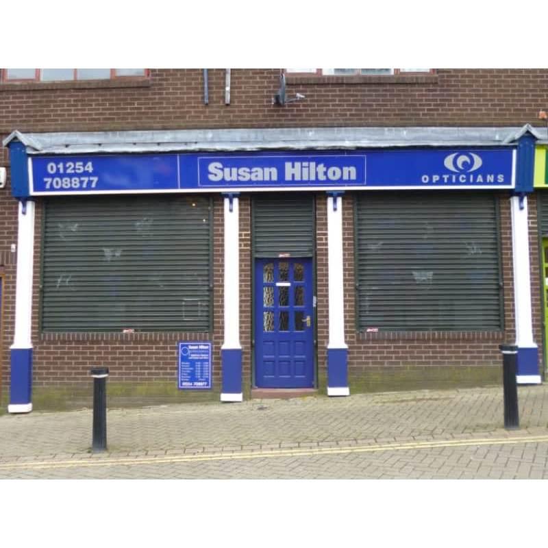 Susan Hilton Opticians - Darwen, Lancashire BB3 2AA - 01254 708877 | ShowMeLocal.com