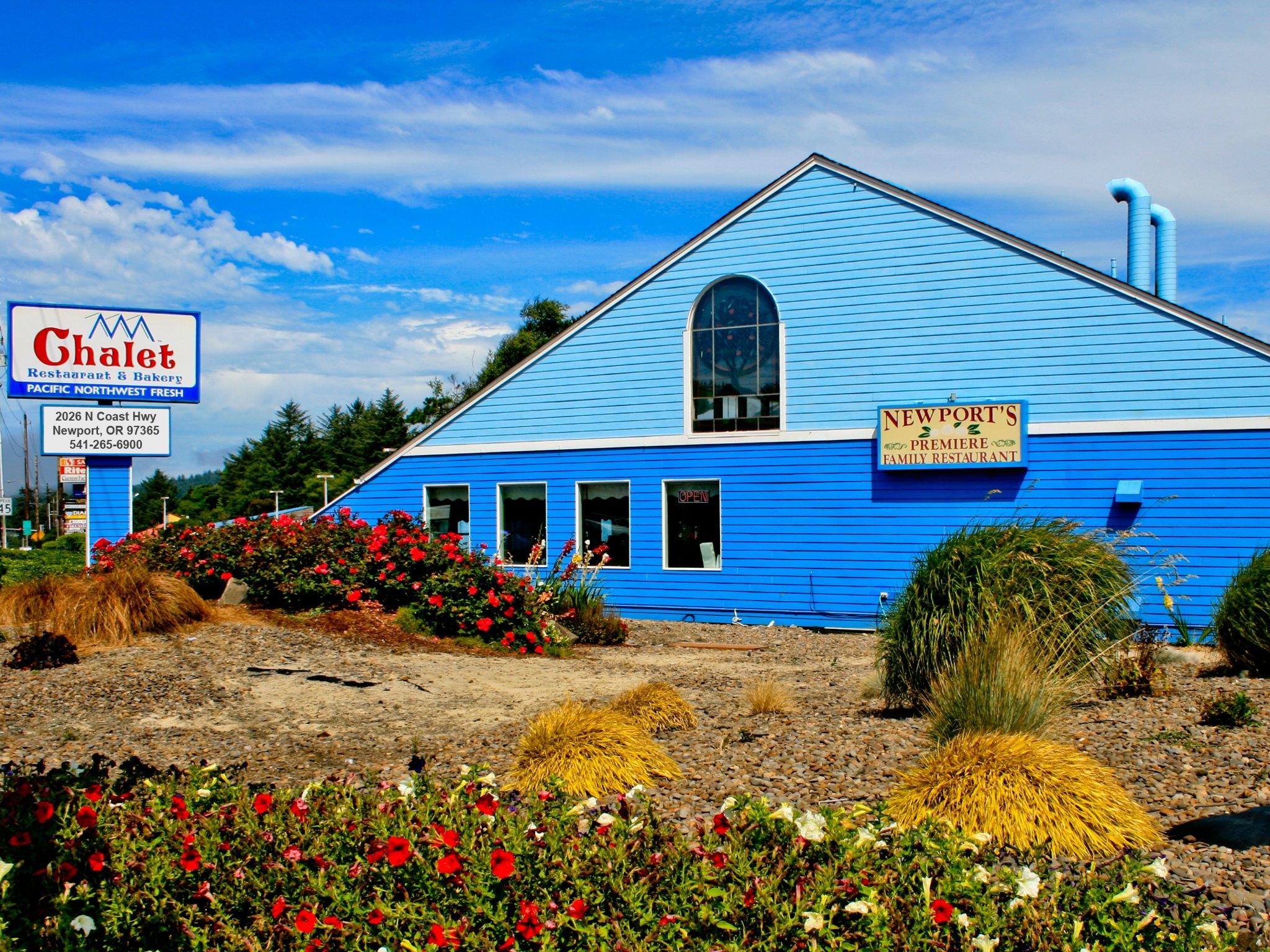Chalet Restaurant & Bakery