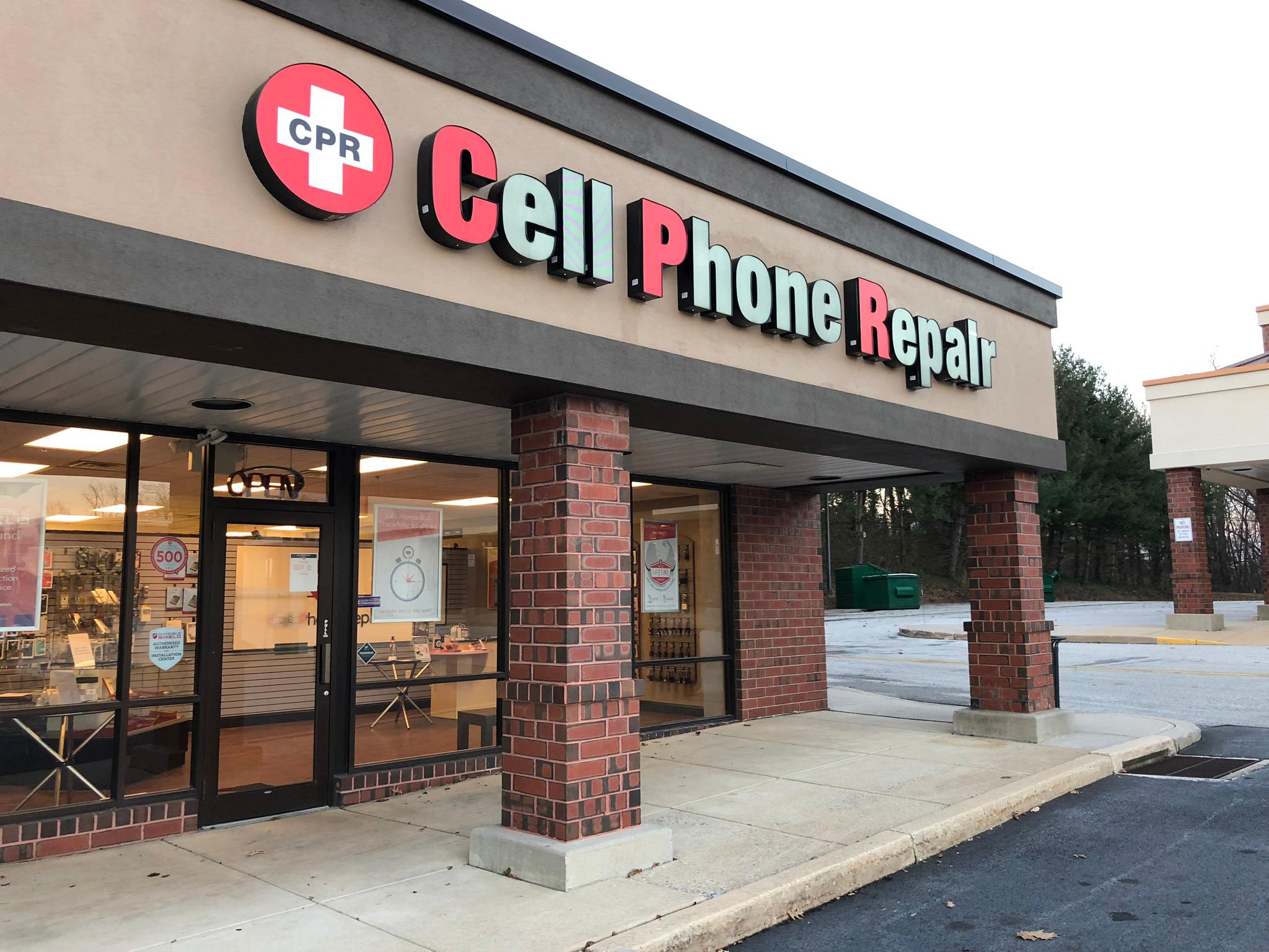 CPR Cell Phone Repair King of Prussia