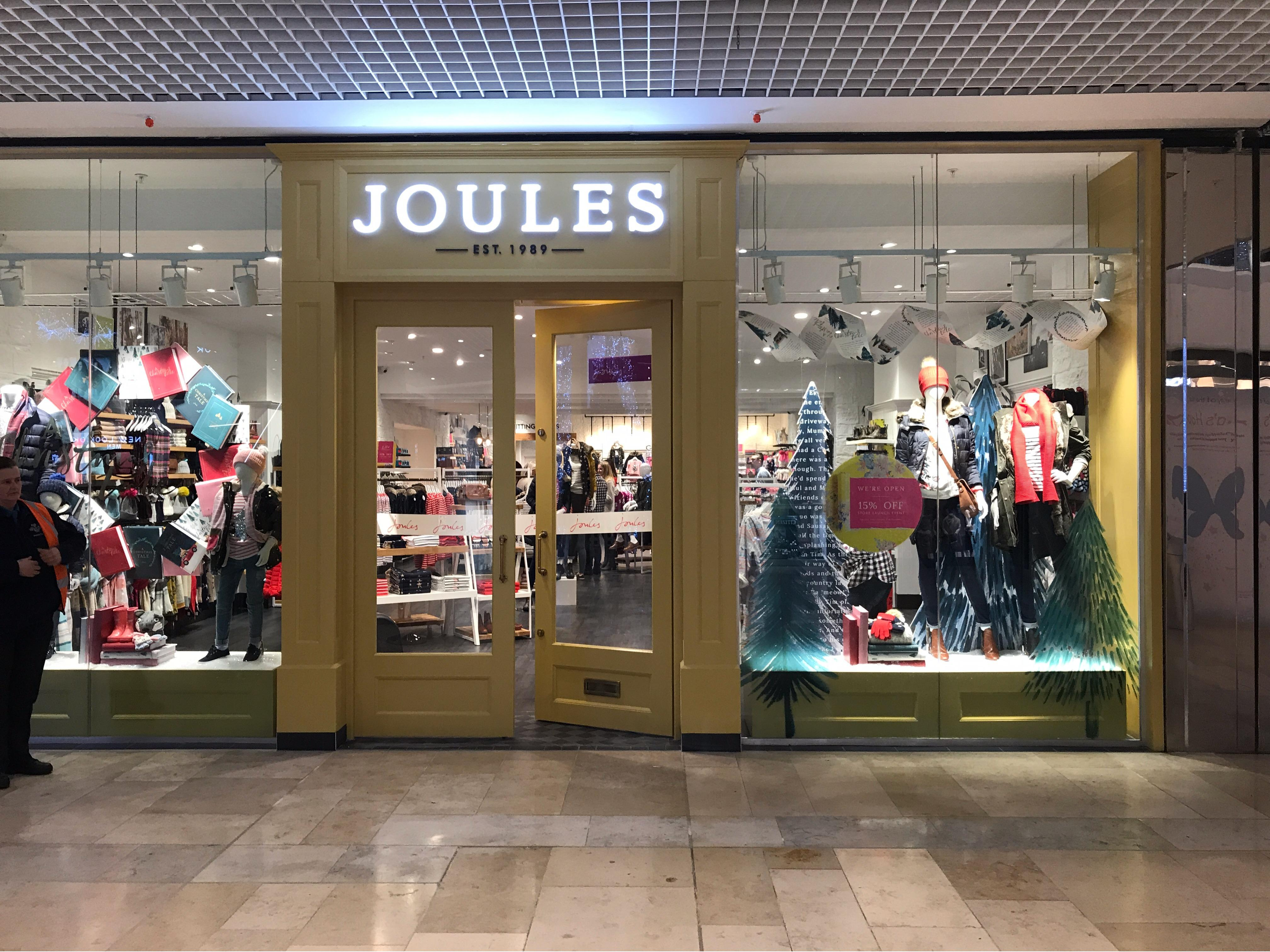Joules - Peterborough, Cambridgeshire PE1 1NJ - 01733 314585 | ShowMeLocal.com