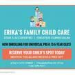 Erika's Learn and Play Child Care