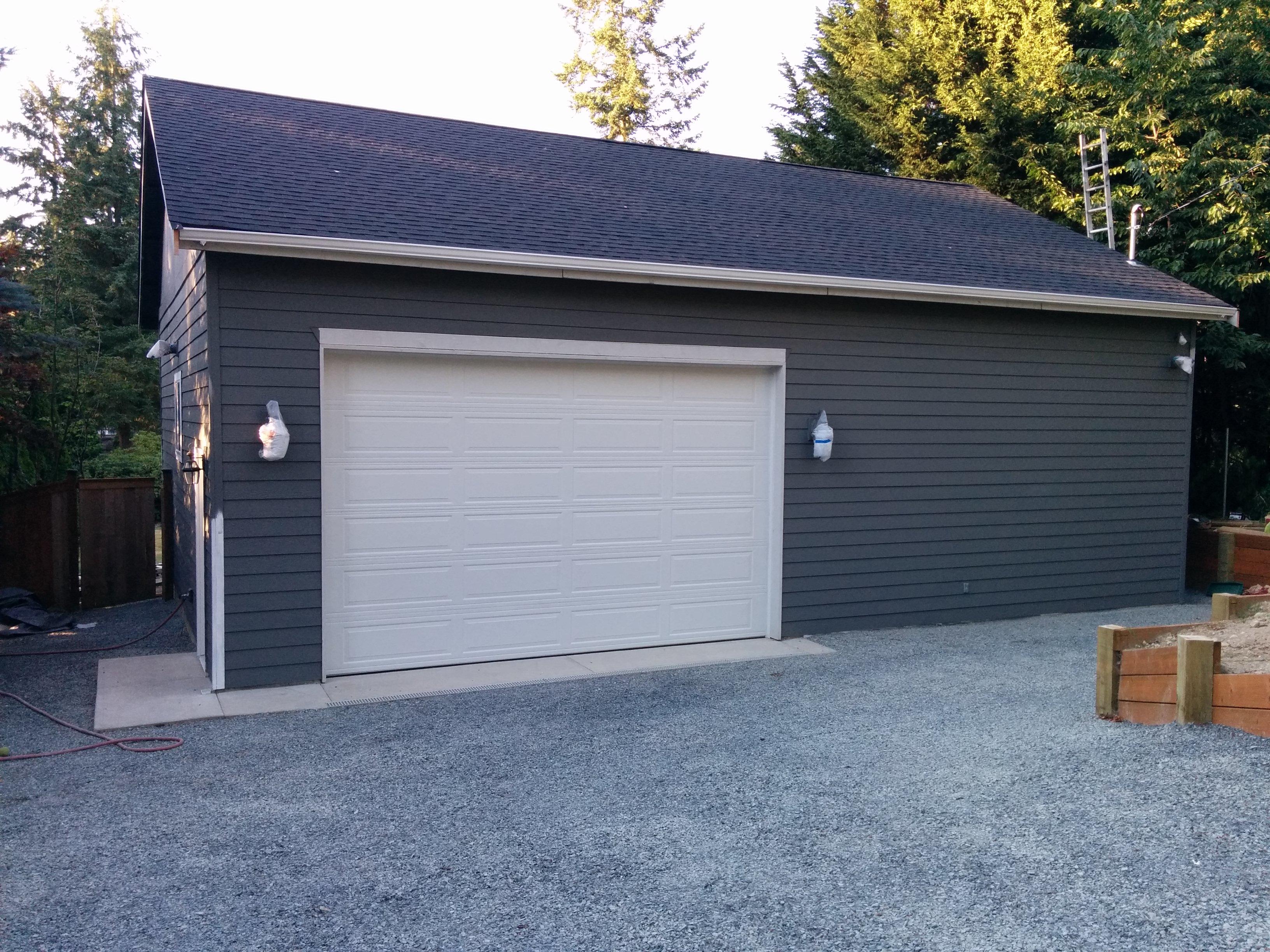 Heilman deck and fence bothell washington wa for Garage door repair bothell