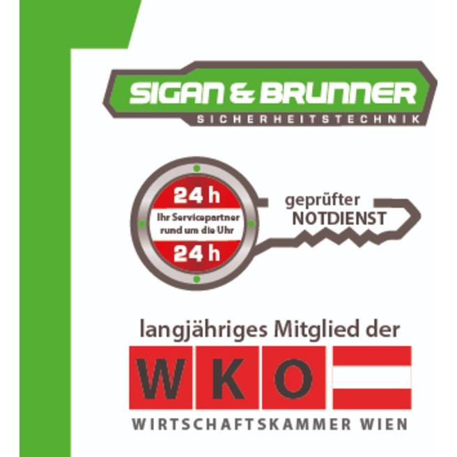 Sigan & Brunner Sicherheitstechnik: Ihr geprüfter, zuverlässiger und günstiger Aufsperrdienst -Schlüsseldienst in Wien und Umgebung!