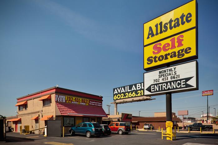 Allstate Self Storage In Las Vegas Nv 89121 Citysearch