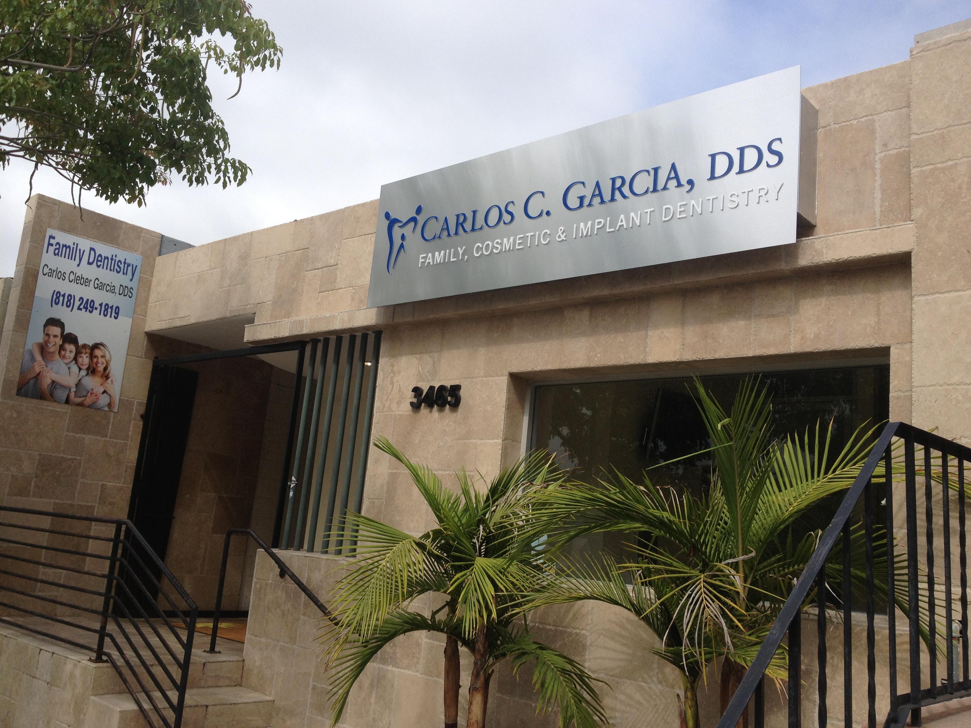 Carlos C. Garcia, Dds