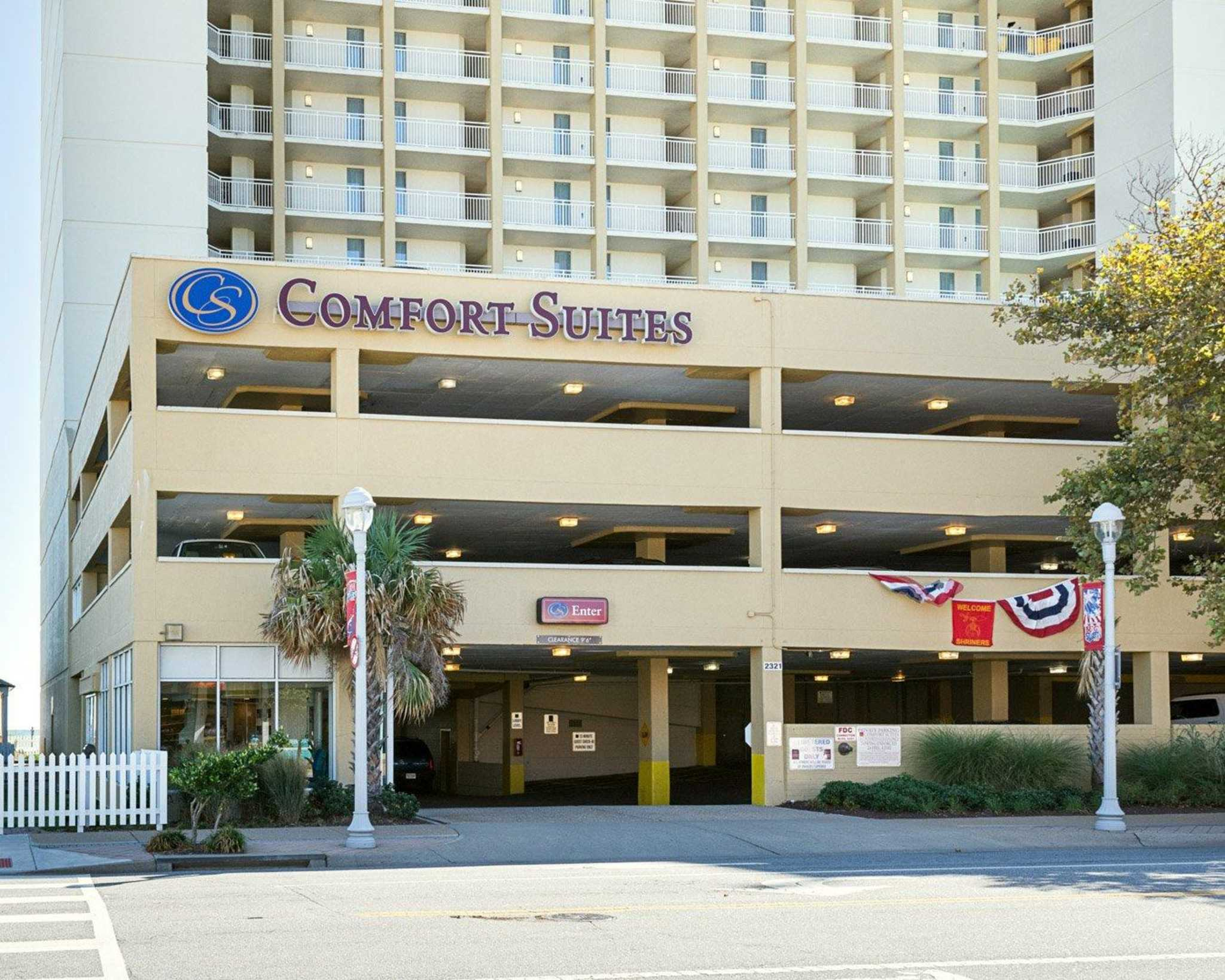 Comfort Suites Beachfront  Virginia Beach Virginia  Va