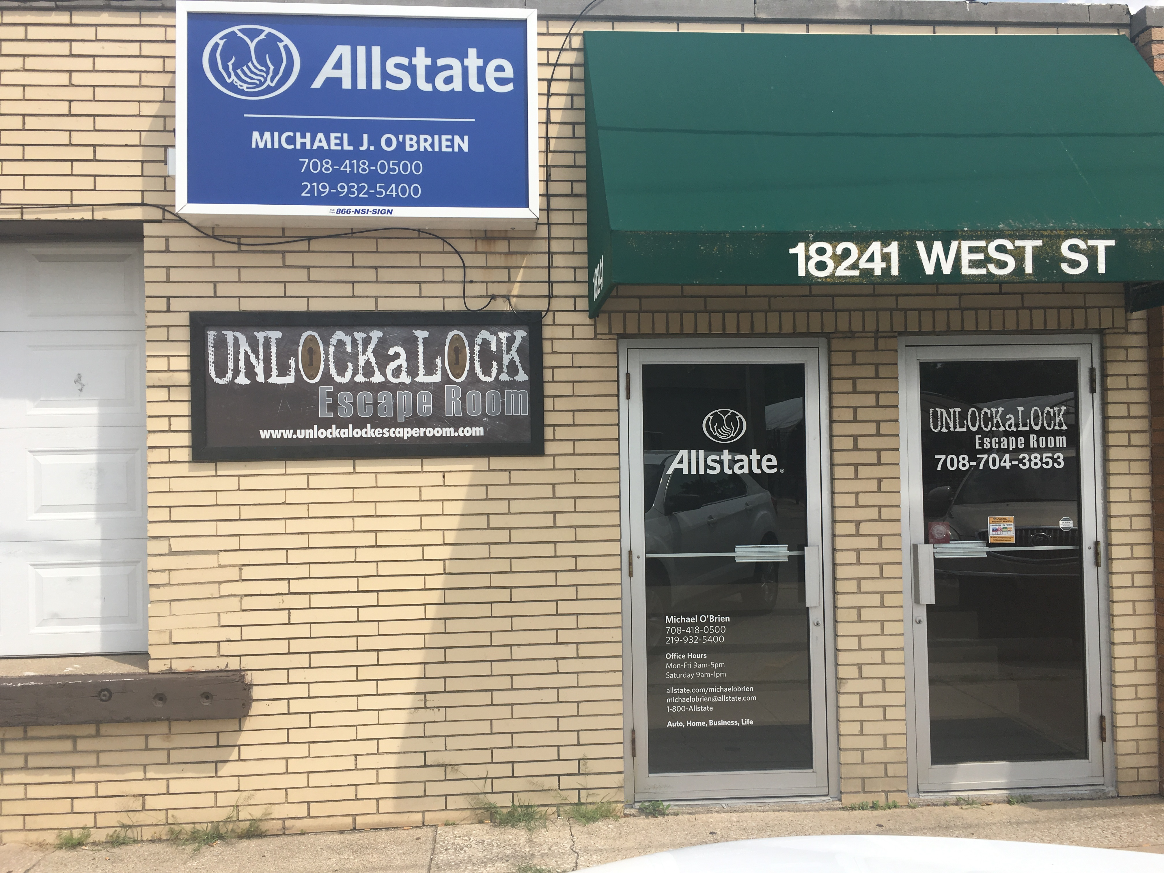 Allstate insurance agent michael o 39 brien coupons lansing for Michaels craft store utah