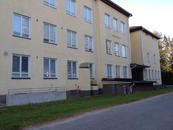 Hankasalmen kunta Aseman kirjasto