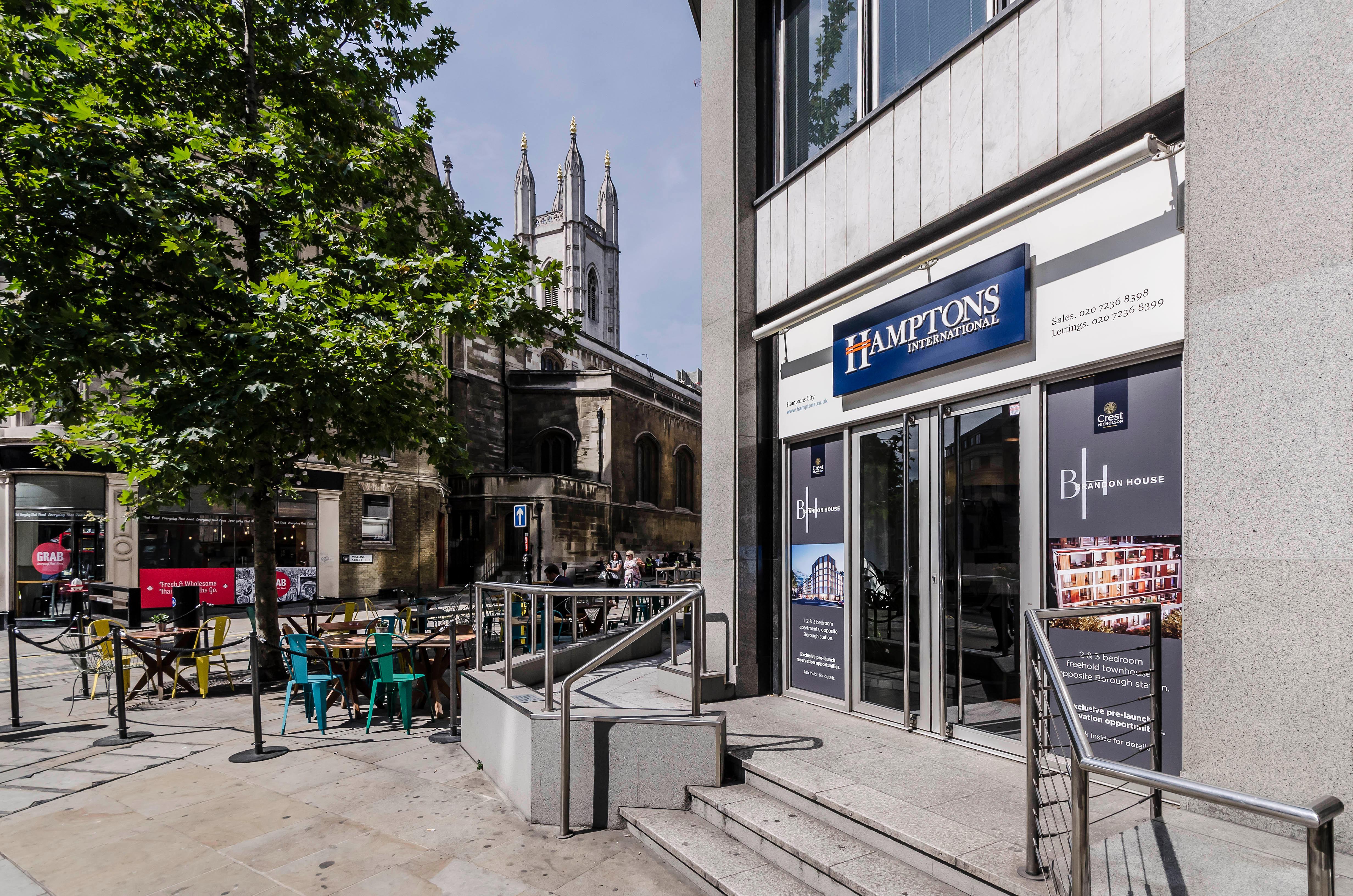 Hamptons International Estate Agents City of London