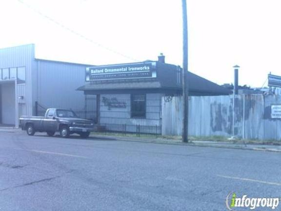 Ballard Ornamental Ironworks, Inc.