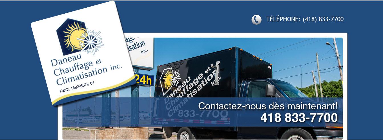 Daneau Chauffage & Climatisation Inc