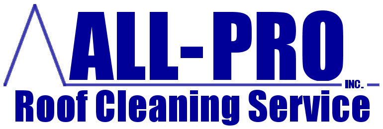 ALL-PRO Inc. No-Pressure Roof & Exterior Cleaning Service