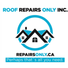 Roof Repairs Only Inc - York, ON M6N 3G1 - (416)678-2813 | ShowMeLocal.com