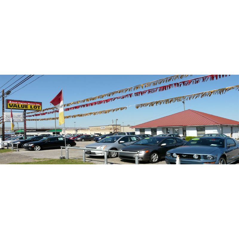 Jack Ingram Value Cars, Montgomery Alabama (AL