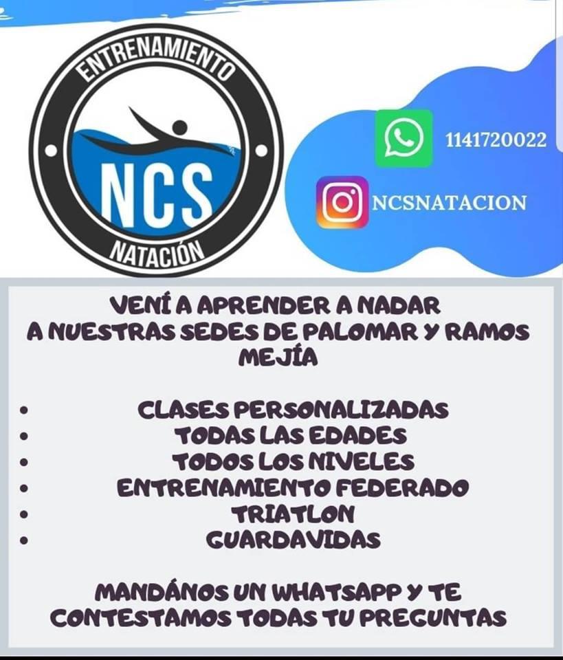 NCS NATACIÓN