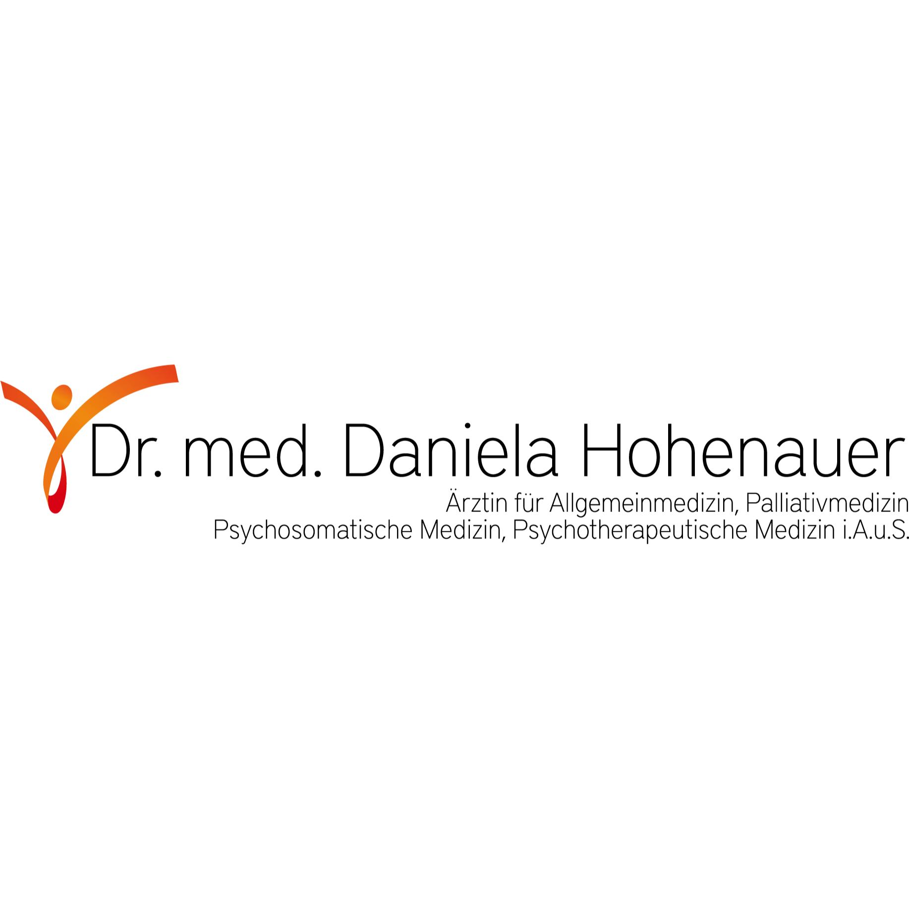 Dr. Daniela Hohenauer