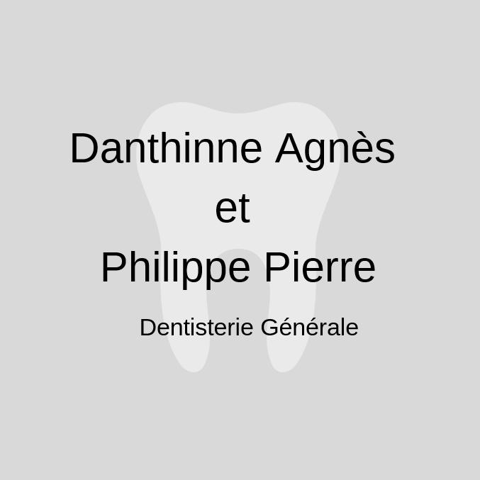 Danthinne Agnès et Philippe Pierre