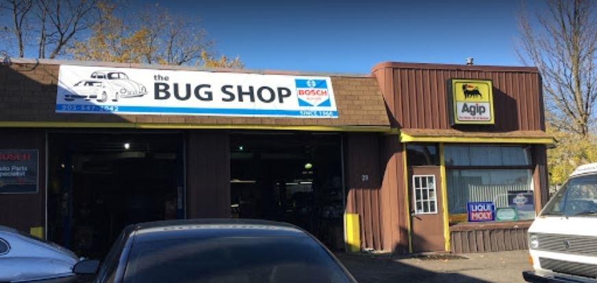 The Bug Shop in Hamilton