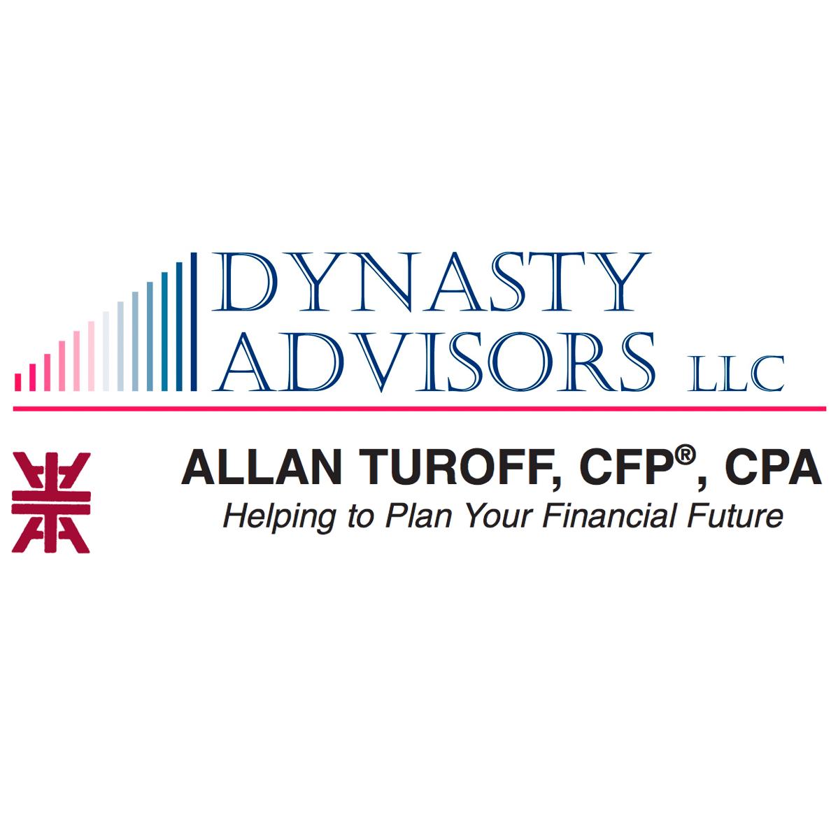 Allan J. Turoff | Dynasty Advisors LLC - Cherry Hill, NJ - Financial Advisors