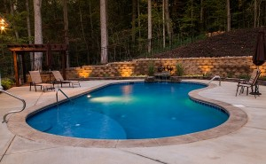 WE ARE A DESIGNER AND CREATOR OF LUXURIOUS SWIMMING POOLS IN THE MOORESVILLE AREA.