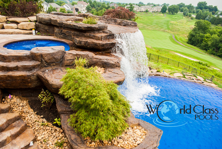 World class pools in canonsburg pa 15317 for Pool design mcmurray pa