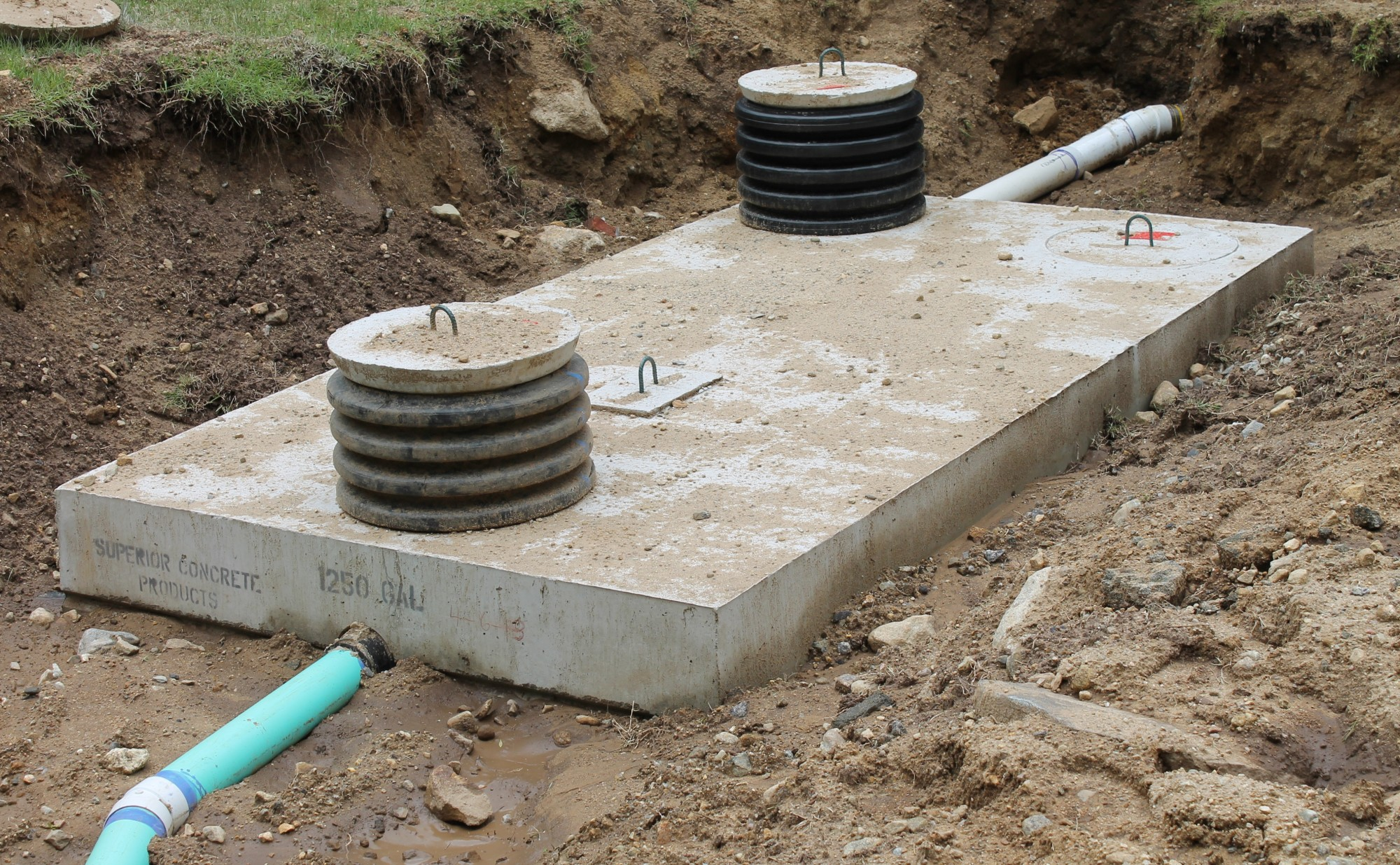 Chris campbell plumbing in claremore ok 74017 for Septic tank plumbing problems