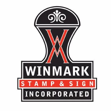 Winmark Stamp & Sign