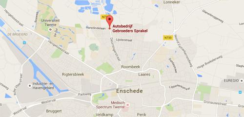 Autobedrijf Gebroeders Sprakel
