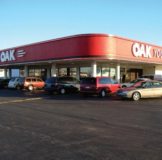 Oak Motors West 5075 W 38th St Indianapolis, IN Auto