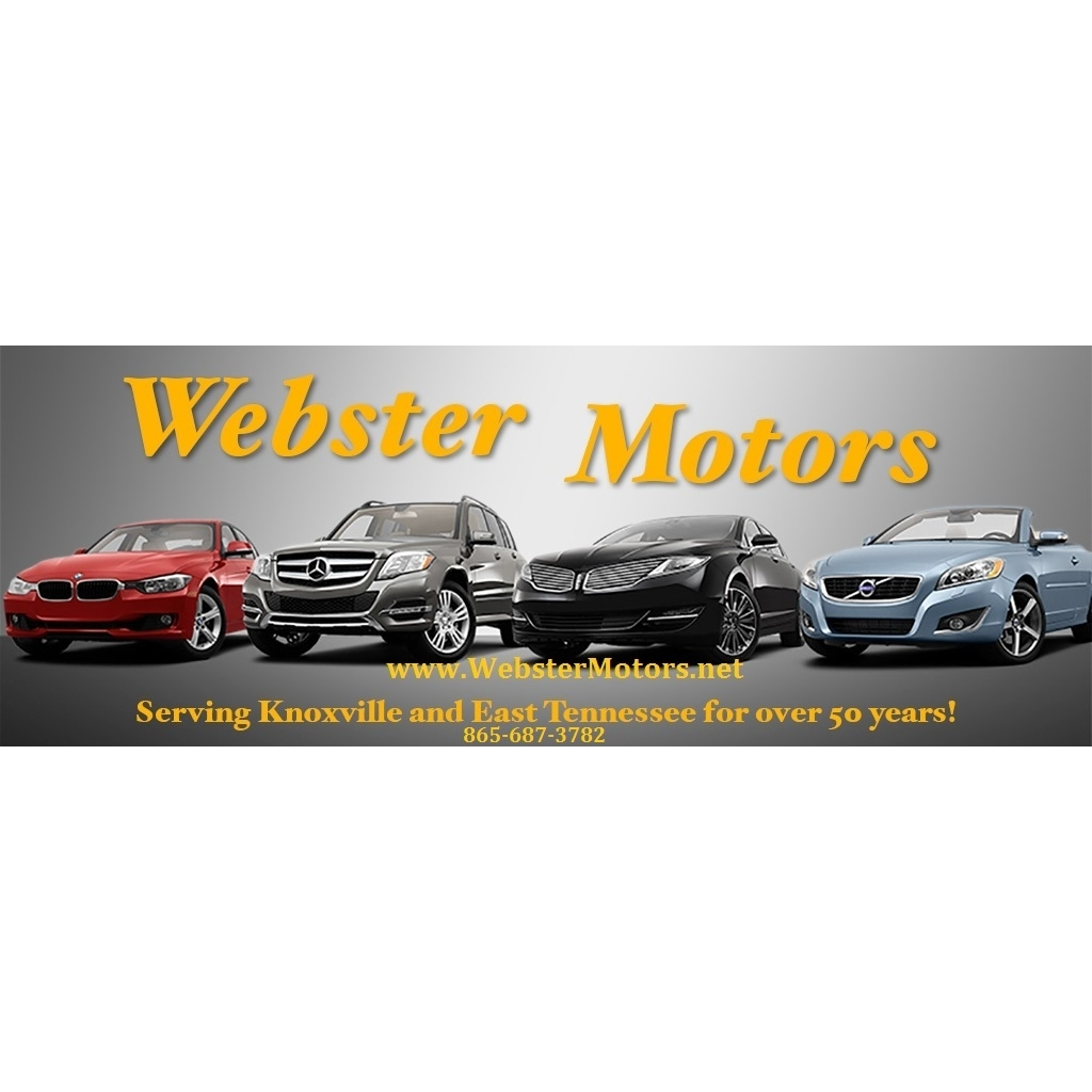 Webster Motors Knoxville Tennessee Tn