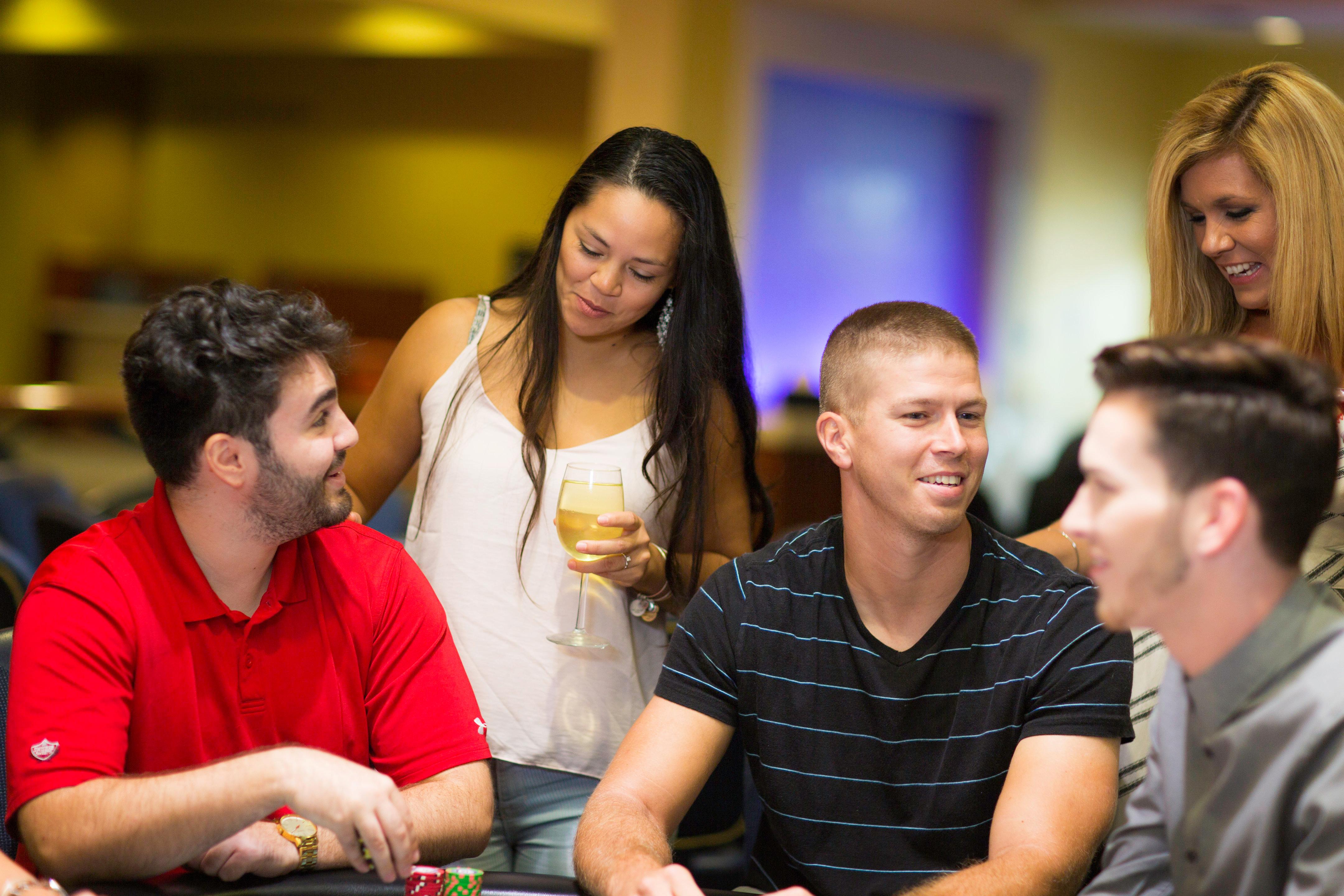 Gainesville fl poker room