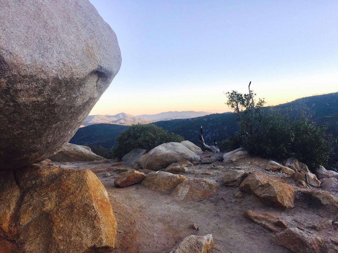Hike & Pie at Cuyamaca Rancho State Park
